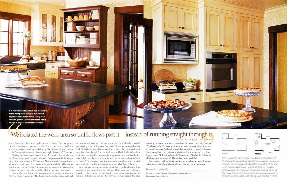 Better Homes and Gardens November/December 2004