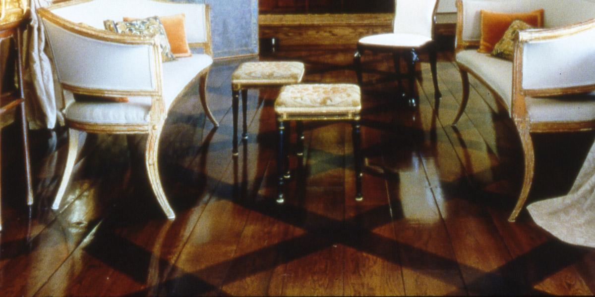 Amber Floor treatment
