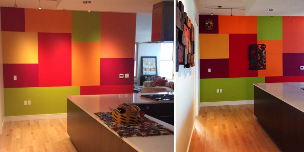 Bold Color Blocks