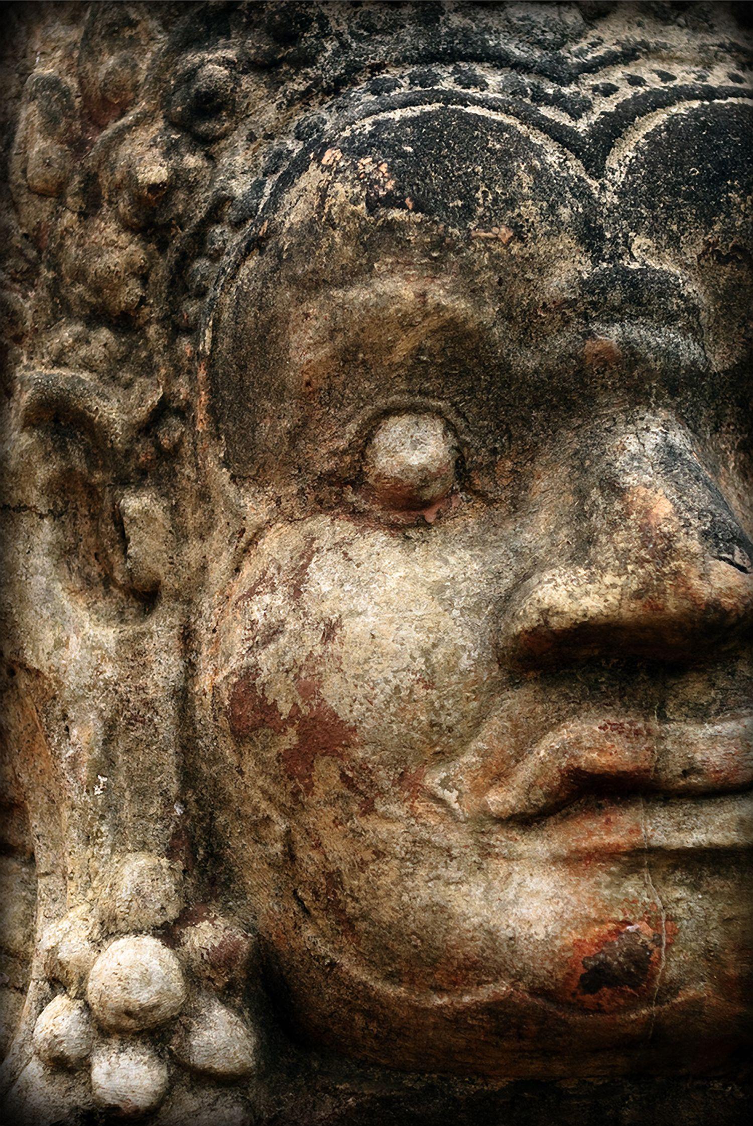 Angkor Thom Asura