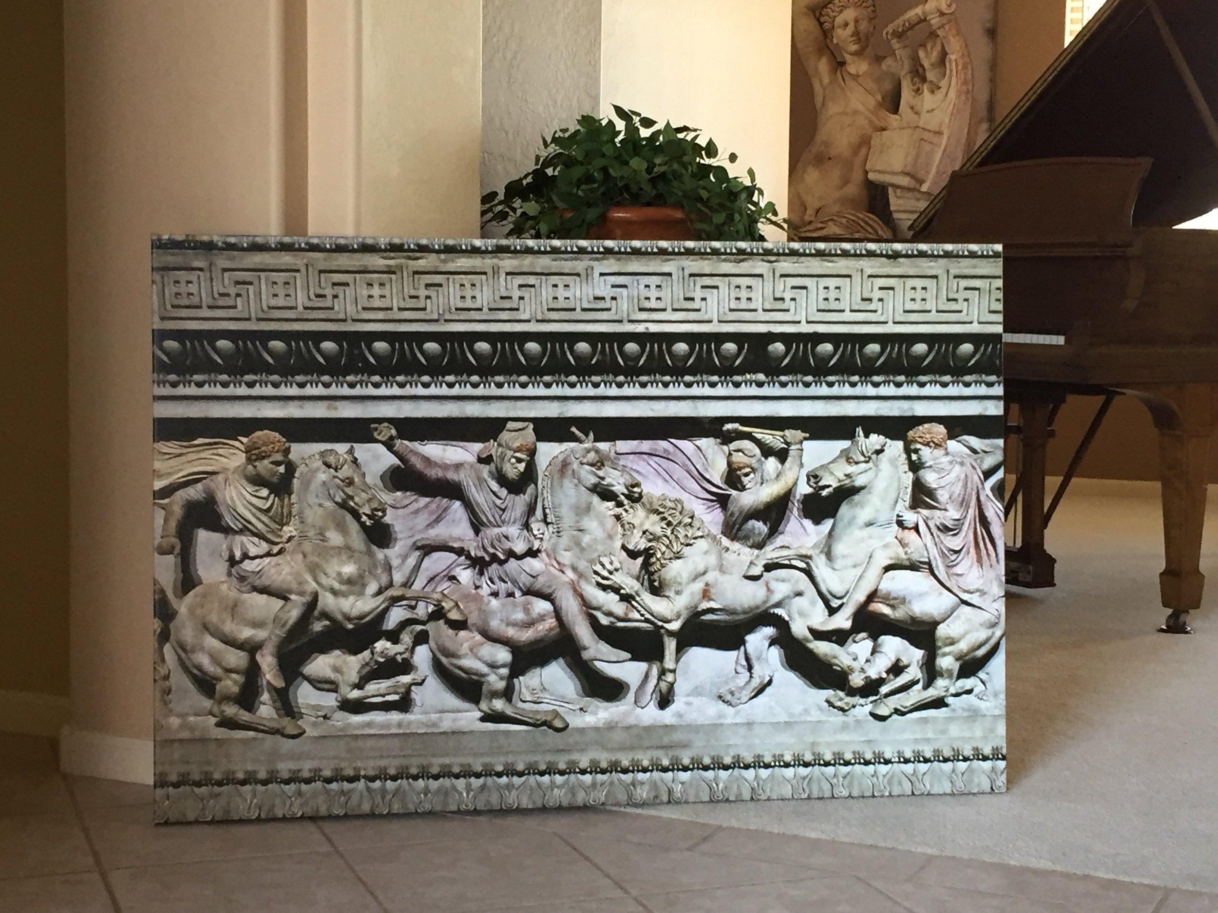 Alexander the Great Sarcophagus