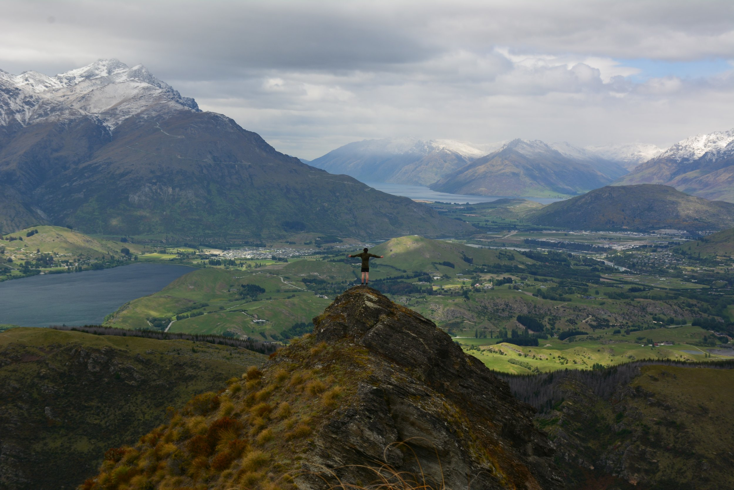 Brow Peak near Arrowtown