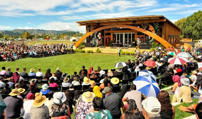 Te Kura Whare Image from Tūhoe website