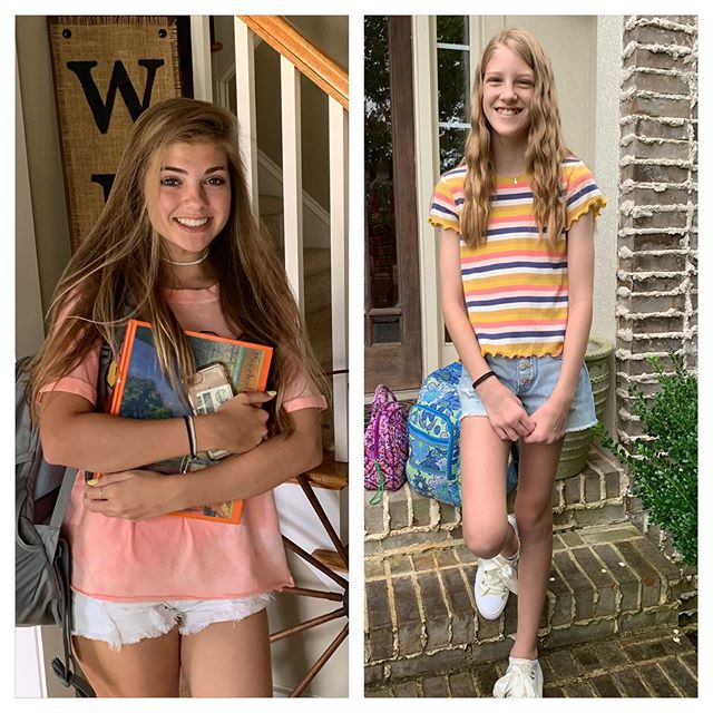 10th and 7th...❤️ #1stday