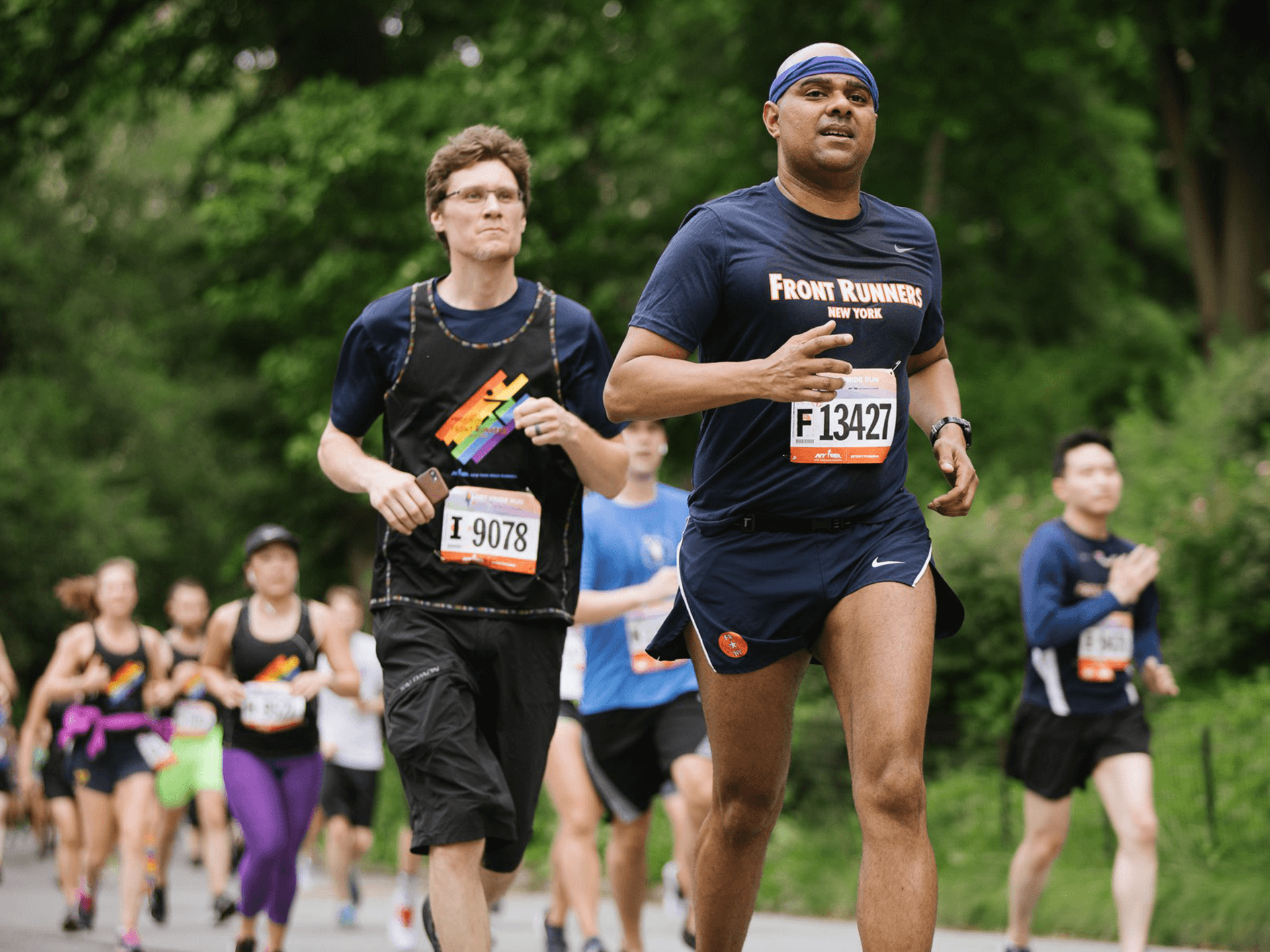 LGBT Pride Run® - Serve as race director (appointed in September each year for next year's race). Serve on the committee to help liaise with NYRR on race logistics, market the race, obtain and support sponsors and donors.
