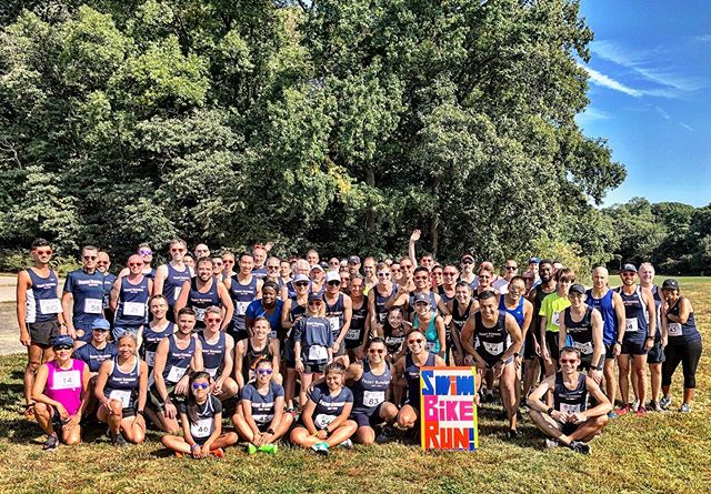 Our 17th annual CC Meet. Thanks Gilbert for putting on another successful event🌳🏃‍♀️🏃‍♂️ . . . . . #FRNY #frontrunners #LGBTQrunners #crosscountry