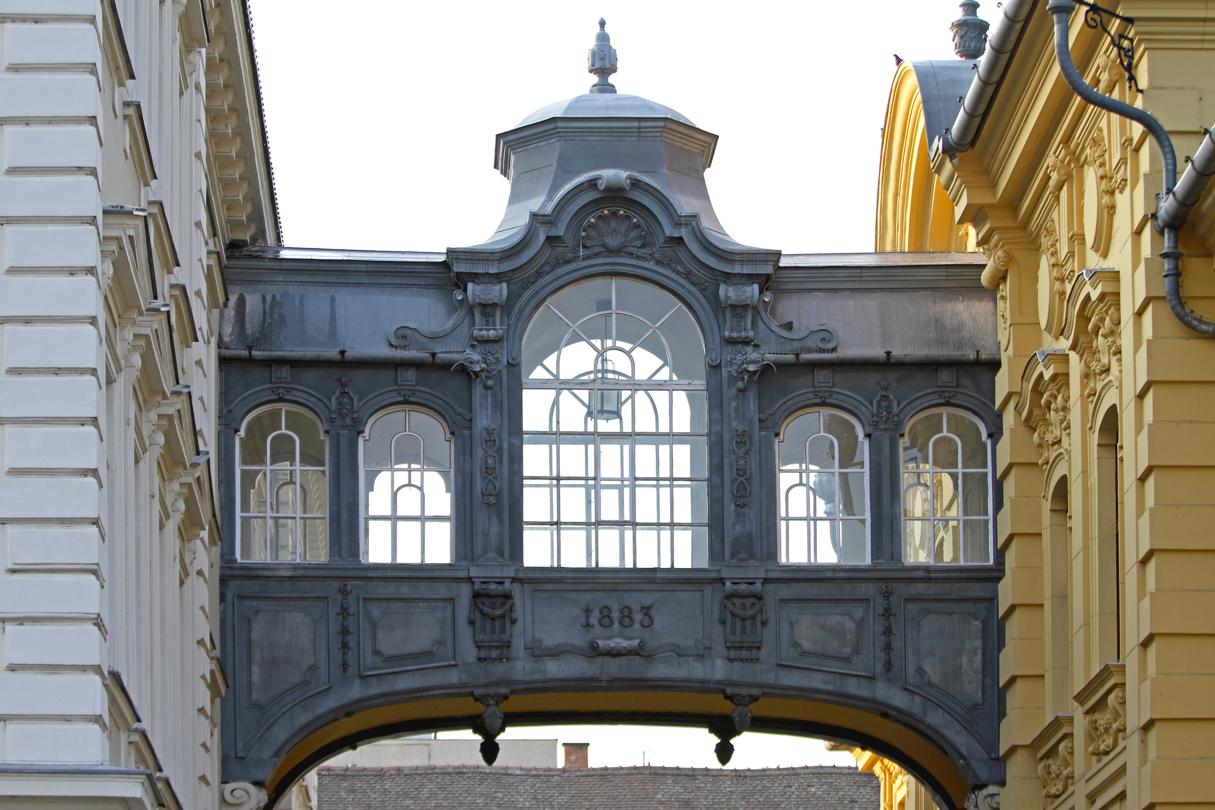 Bridge of Sighs, Szeged