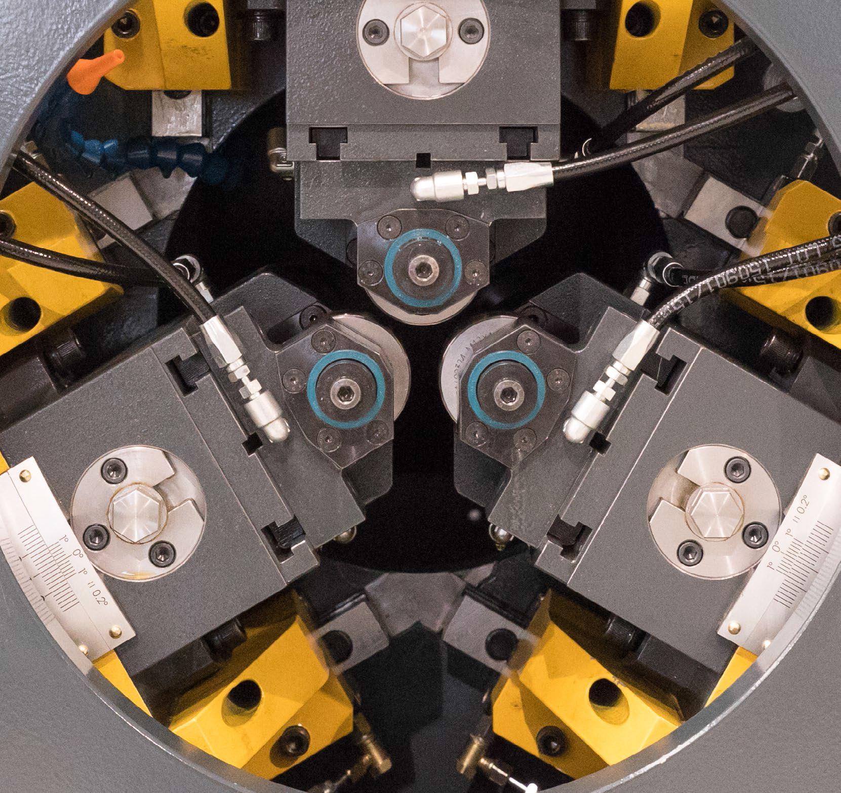 3-Dies Rolling Machines