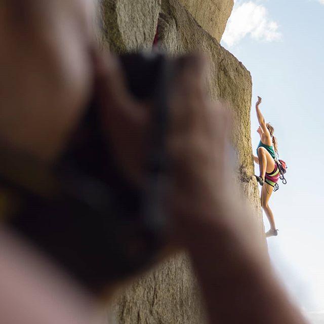 Arc'teryx Squamish Exposed Photo Competition Slideshow tonight!  @_drew_smith_ snapping photos of @minaclimbing & @seecaitclimb on Eurasian Eyes. . . . . #squamish #squamishcom #arcteryx #getolympus #squamishisawesome #tradisrad #hellobc #explorebc #beautifulbc #climbingrocks #climbing_pictures_of_instagram #climbinglife #multipitch #liveclimbrepeat  #climbingnation #getoutstayout #travelstoke #exploregram #travelgram #travelbc #travelphotography #beautifuldestinations #borninthemountains #celebratewild