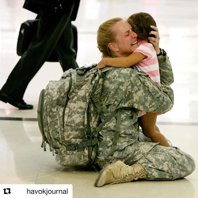 #Repost @havokjournal with @get_repost ・・・ To the mom's down range... We are thinking about you today and everyday. Never forget that you're worth every mile between you and your babies. Be safe and if you can't be safe, be deadly.  To the good women who hold down the fort, who make hard decisions often by yourself, raise the kids while your husband is gone... we couldn't do this without you.  To the mom's that raised warriors, you are what makes our nation the greatest.  Happy Mother's Day! Thank you for your sacrifice. moms are the cornerstone of healthy tribes. #buildingthetribe  _________________________________________ #happymothersday #storyteller #havokjournal #voiceforveterans #storyteller #america #freedomisntfree #freedom #warishell #goodguysinbadlands #historymaker #rltw #peacemakers #warrior #usmilitary #son #daughter #protection #strength #neverforget #sacrifice #brotherskeeper #violenceofaction