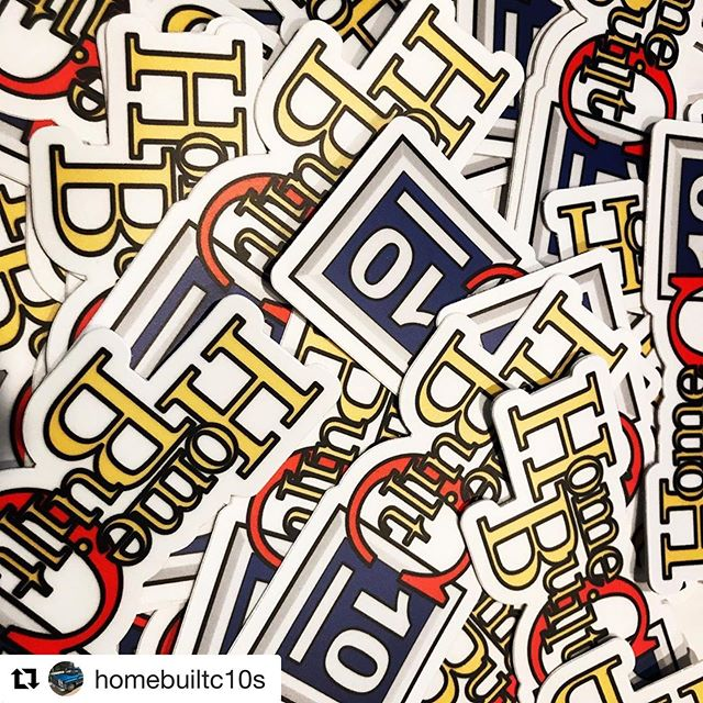 Thank you Mike for doing a truly thoughtful thing. A combat veteran who uses rebuilding trucks as therapy. Be sure to follow along on his Instagram @homebuiltc10s #veteranshelpingveterans #buildingthetribe  #Repost @homebuiltc10s with @get_repost ・・・ The HomeBuiltC10 decals are ready to ship.  For those that want to donate to The Titan Project please go to @thetitanproject.iowa then click on thetitanproject.org and on the home page there is a donate button. Once you donate, please DM @thetitanproject.iowa that you've donated and give them your name from the donation. The Titan Project is an outstanding non-profit organization that assists veterans in need and is doing all they can to do prevent the epidemic of suicide amongst our veterans. Please donate what you can. The sticker size is roughly 2x4 inches. I will let you know how much we've raised in support of our Warriors. My donation are the stickers. Thank you!  #C10 #c10era #c10nation #squarebody #squarebodysyndicate #73_87 #classictrucks #c10influence #c10squared #roundeye #squarebodytruckranch #gmcave #gmconly