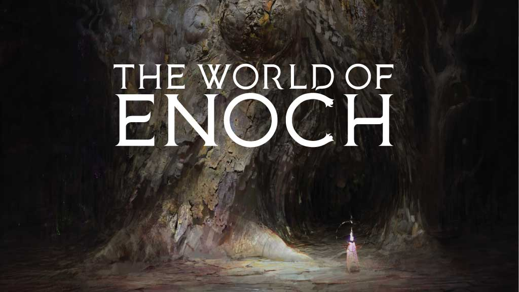 https://www.kickstarter.com/projects/1821844073/the-world-of-enoch-the-artbook/description   The Kickstarter is live and you can watch the video and peruse all of the things  here .  Thank you for all the support! Grant