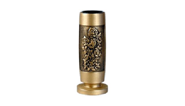 Bronze Vases -