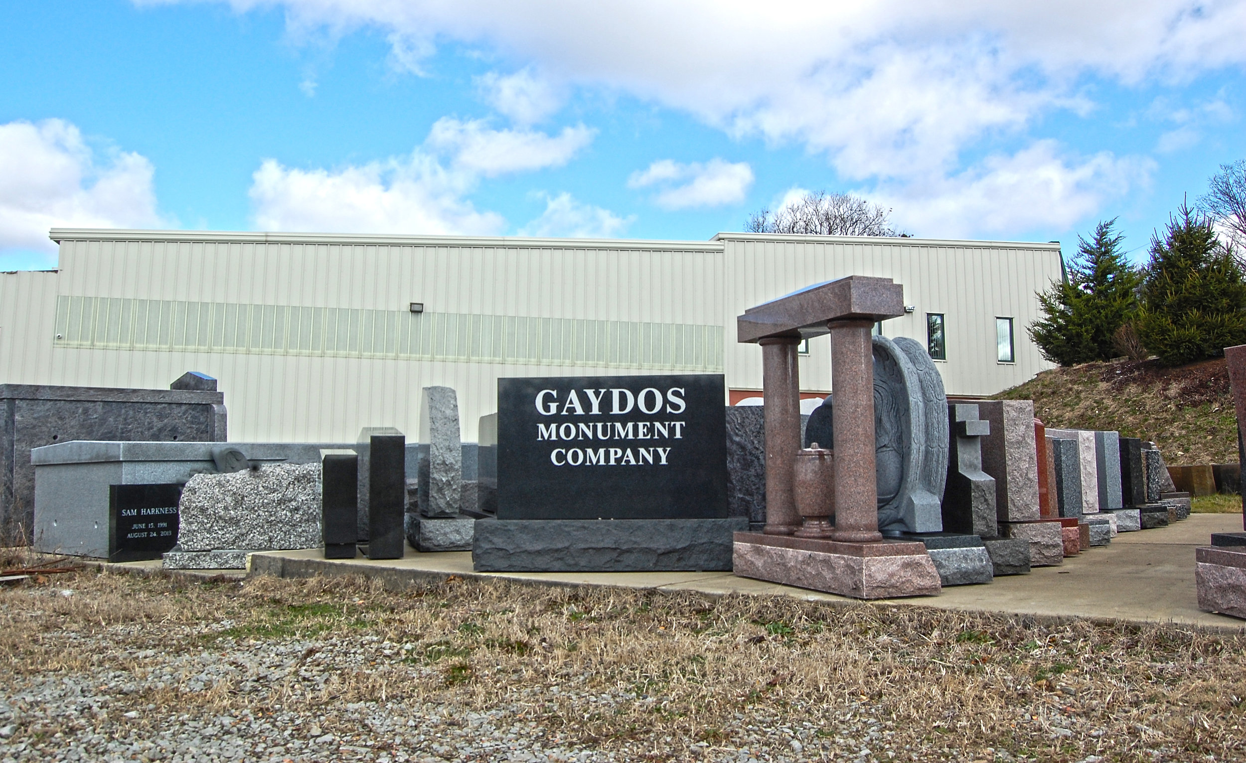 NON-PROFIT CEMETERIES - Gaydos specialize in developing sales programs for non-profit cemeteries. Our non-profit cemetery accounts typically sell hundreds of thousands of dollars of monuments each year to their retail customers. If you are looking to increase revenue for your non-profit cemetery please let us show you how easy it is to develop a monument sales program or enhance your existing program with our competitive pricing, fabrication and sales expertise, and high level of customer service.