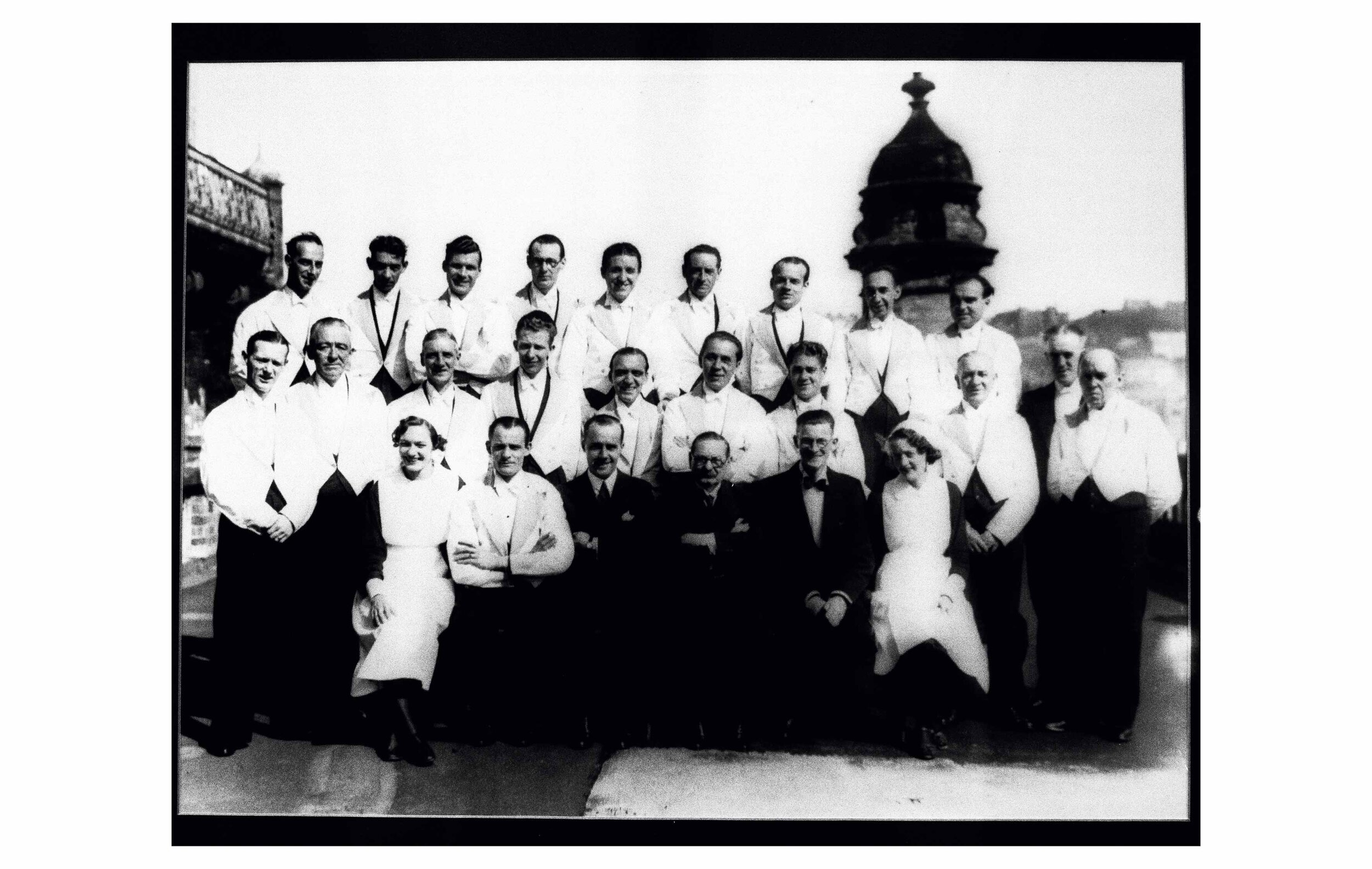Picture of a choir