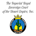 The Imperial Royal Sovereign Court of the Desert Empire