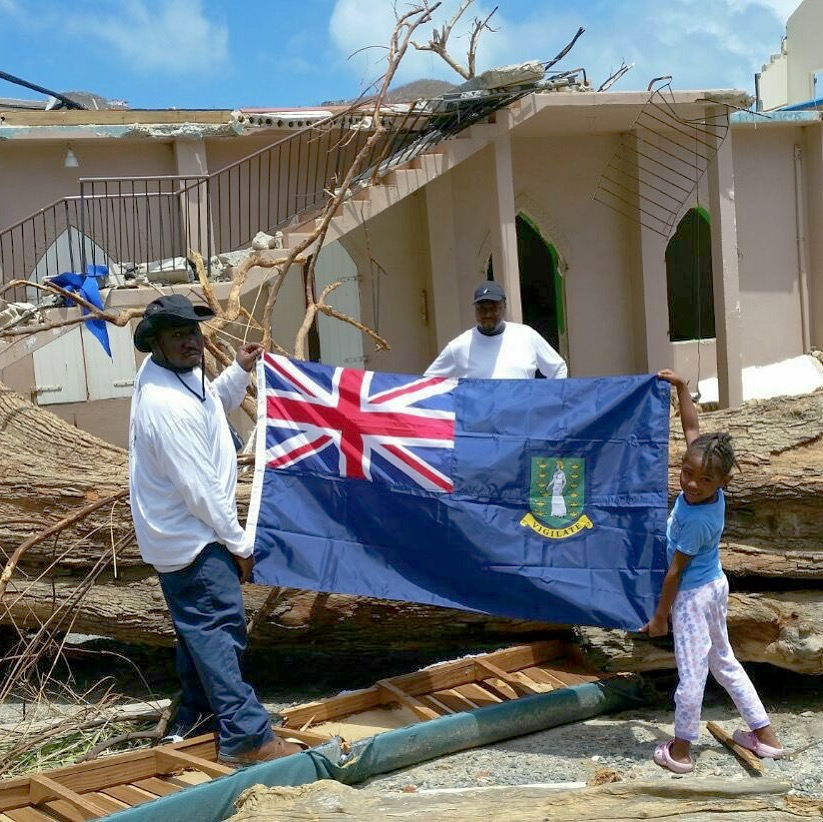 Support Dexter's BVI Mission - It will take several years to fully recover and I beg you with all my heart not to forget them!
