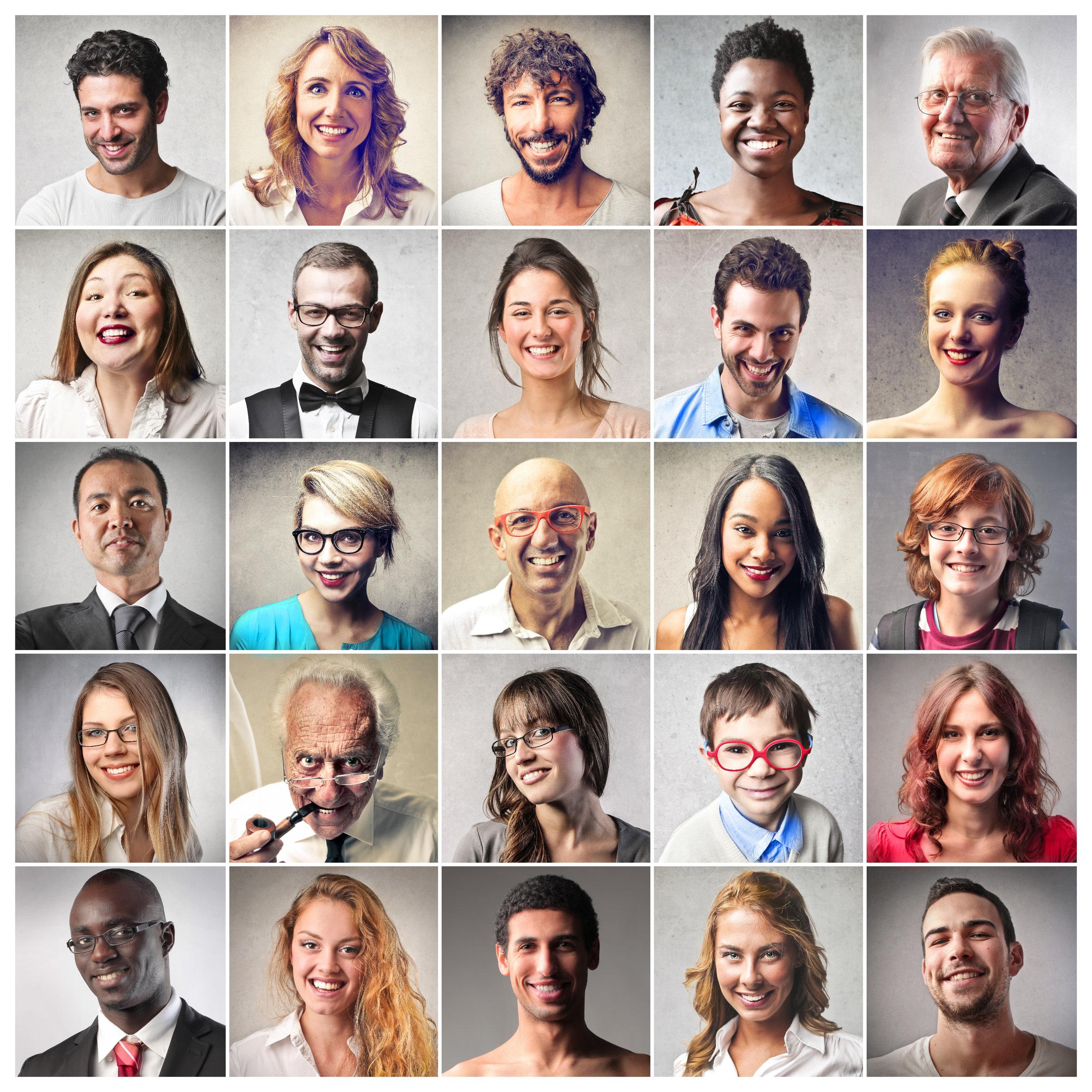 multiethnicfaces