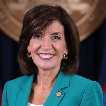 Lieutenant Governor Kathy Hochul