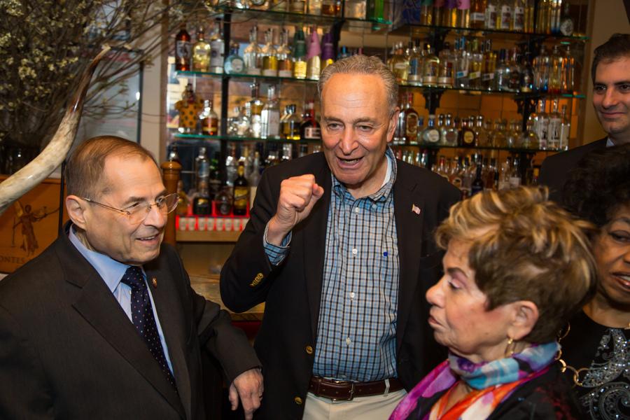 Senator Schumer and Congressman Nadler