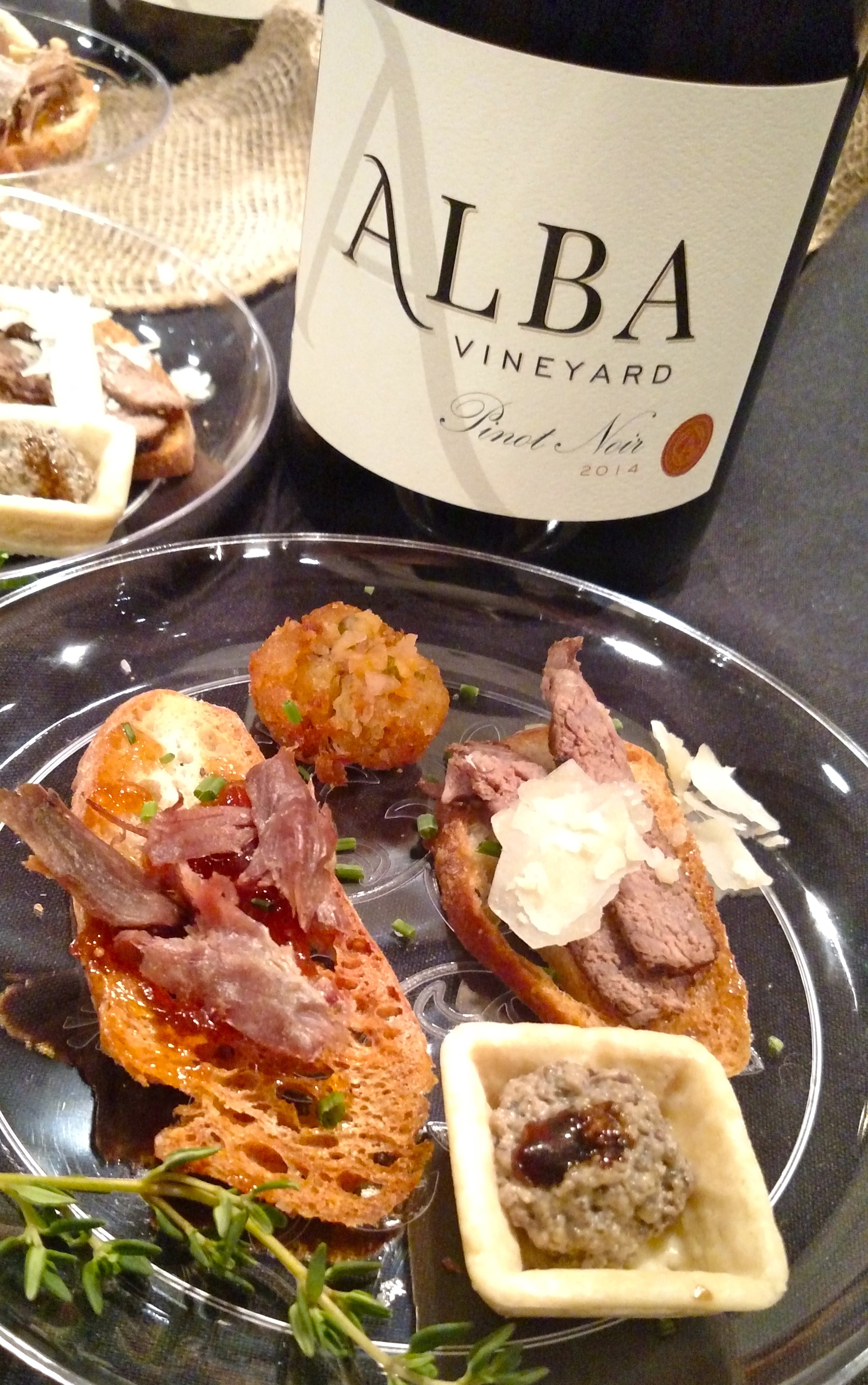 Alba Vineyard & Winery- Sustainably growing estate quality grapes and crafting them into premium wines of exceptional value.