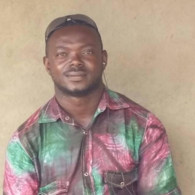 Solomon Sannoh:  Country Coordinator