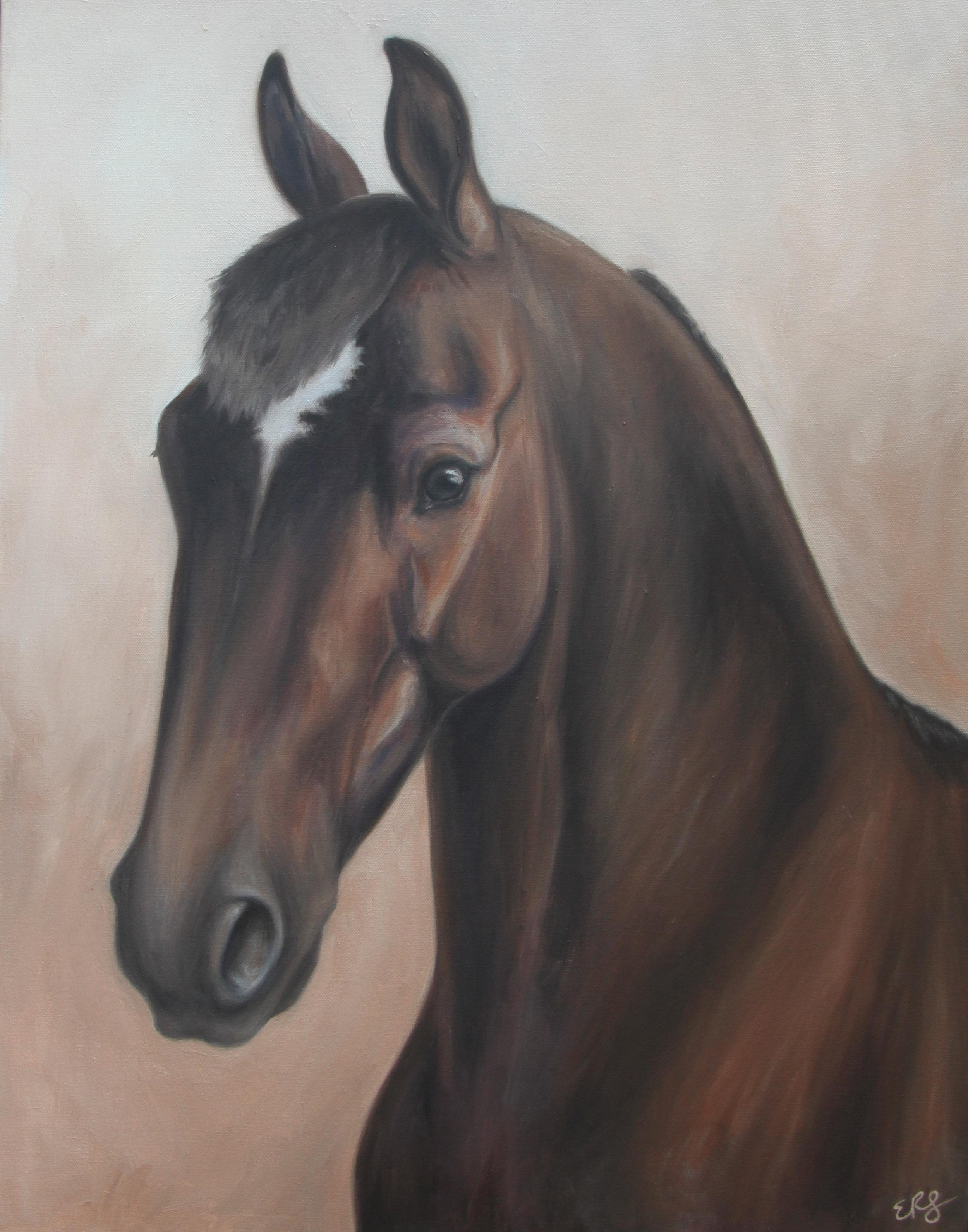 Irish O'Ryan - 22x28, oil on canvas