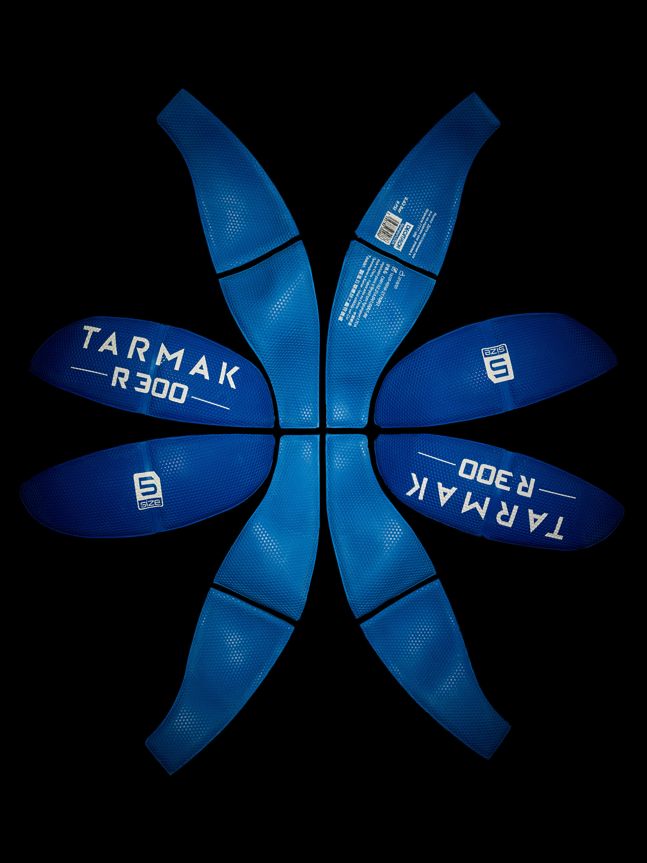 Tarmak r300, basketball, size 5, €7,99