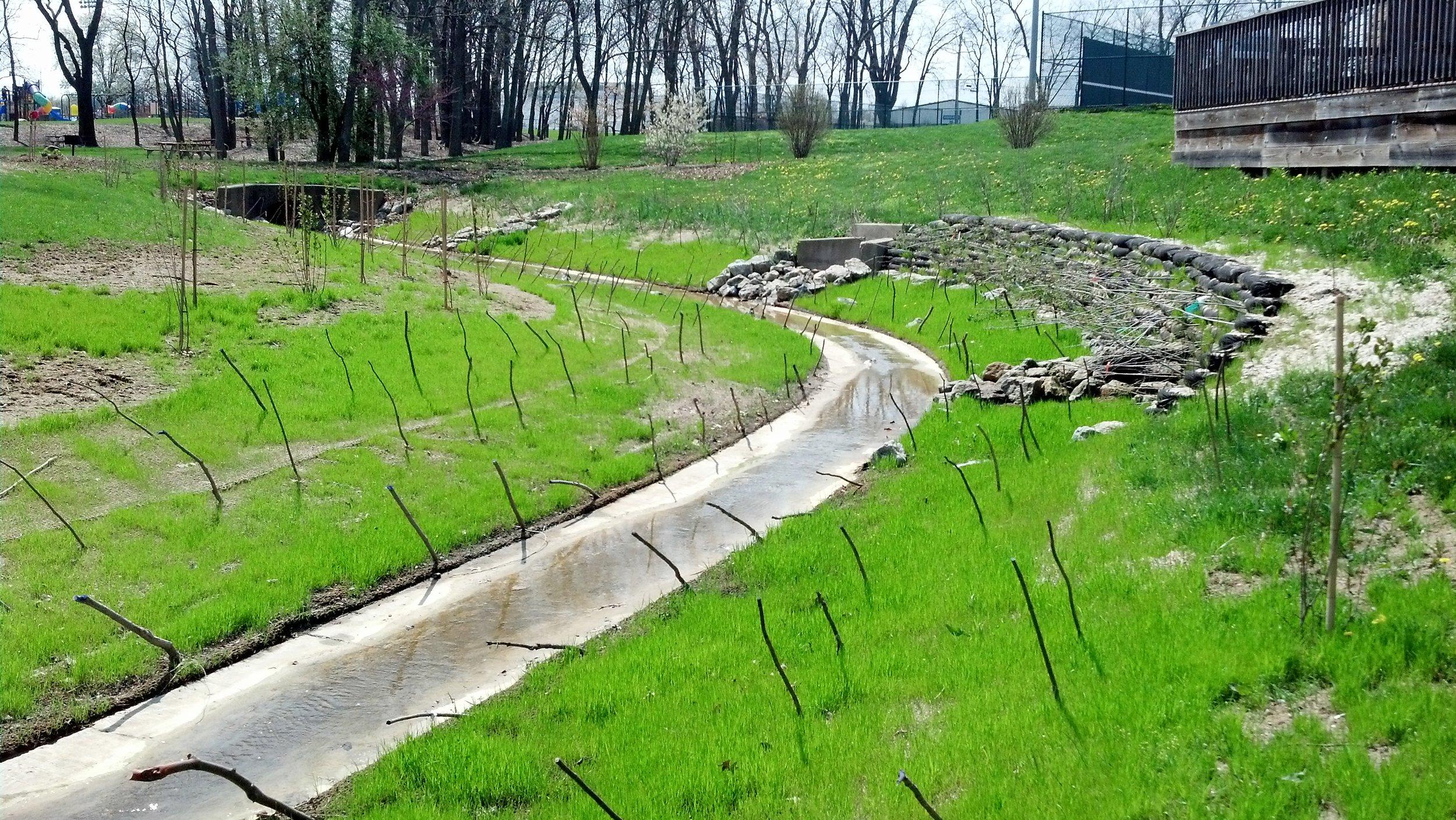 West Fork Mill Creek Headwaters Restoration -