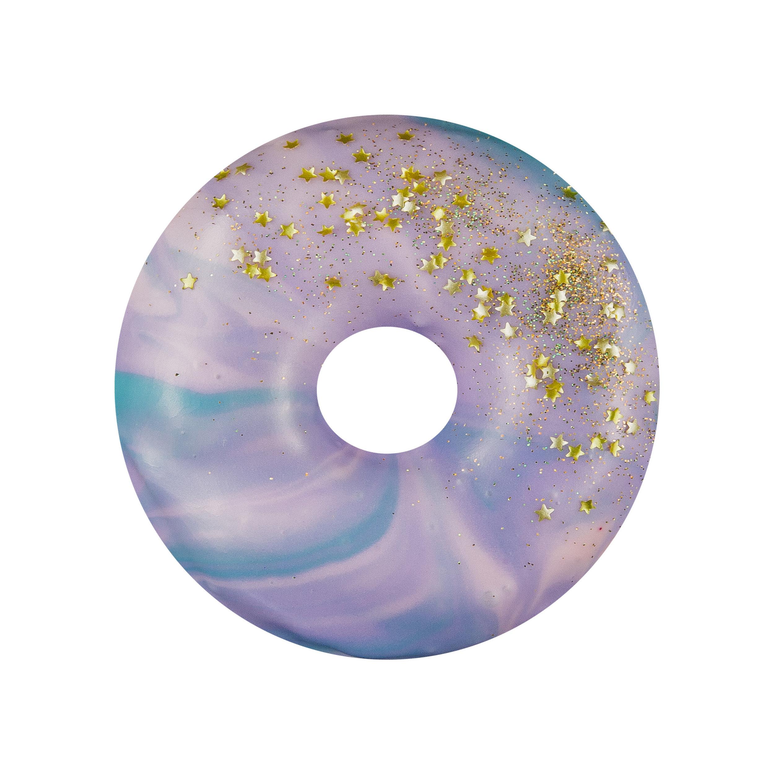 PASTEL GALAXY - VANILLA GALAXY GLAZE+ SPRINKLES