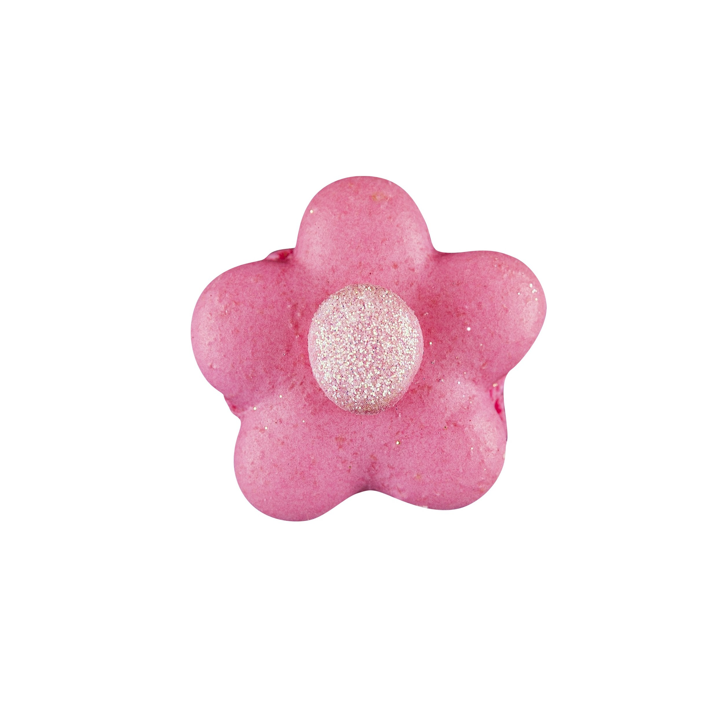 FLOWER MACARON - VANILLA ALMOND SHELLS+ VANILLA BUTTERCREAM FILLING