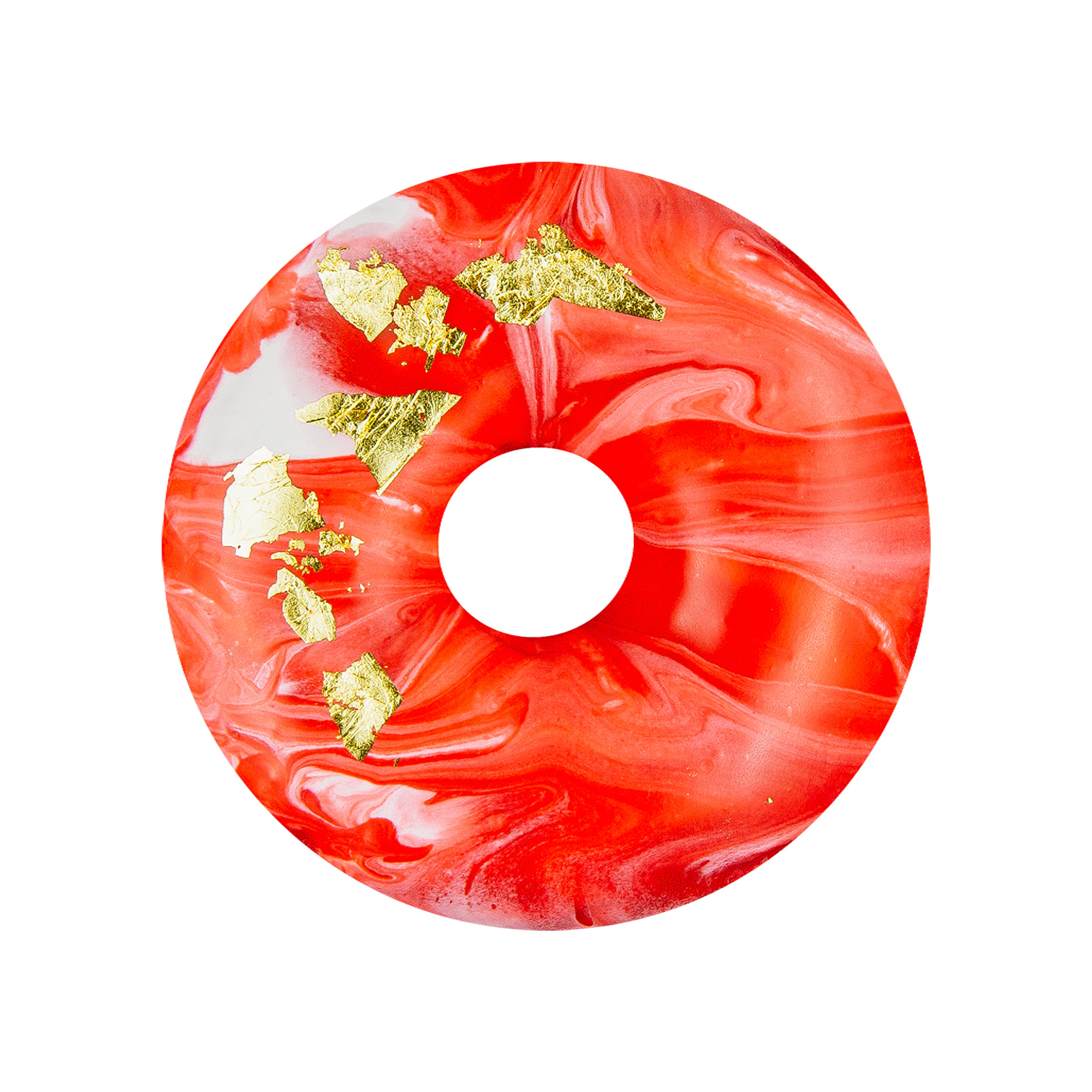 RED 24K MARBLE -