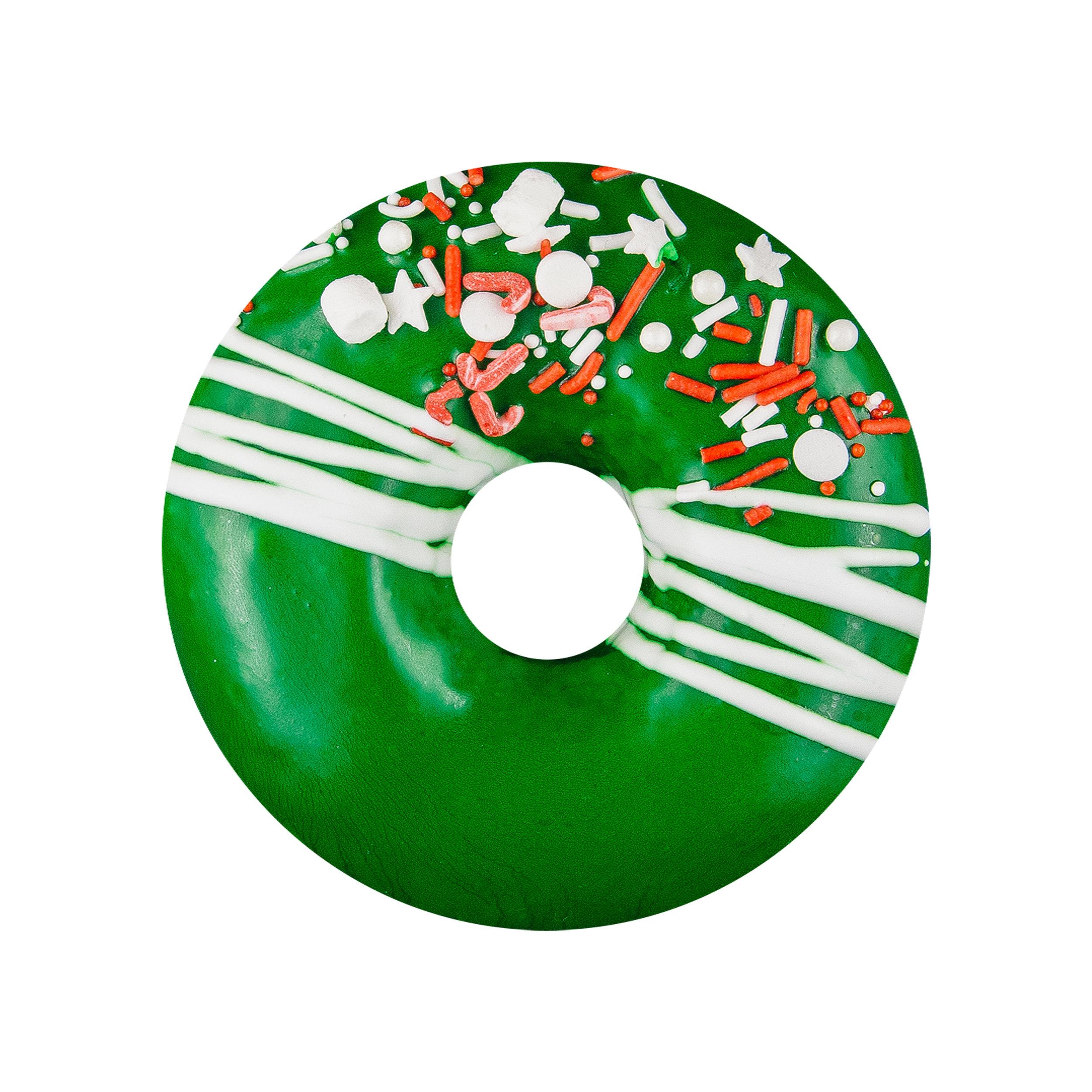 GREEN CANDY CANE LANE -