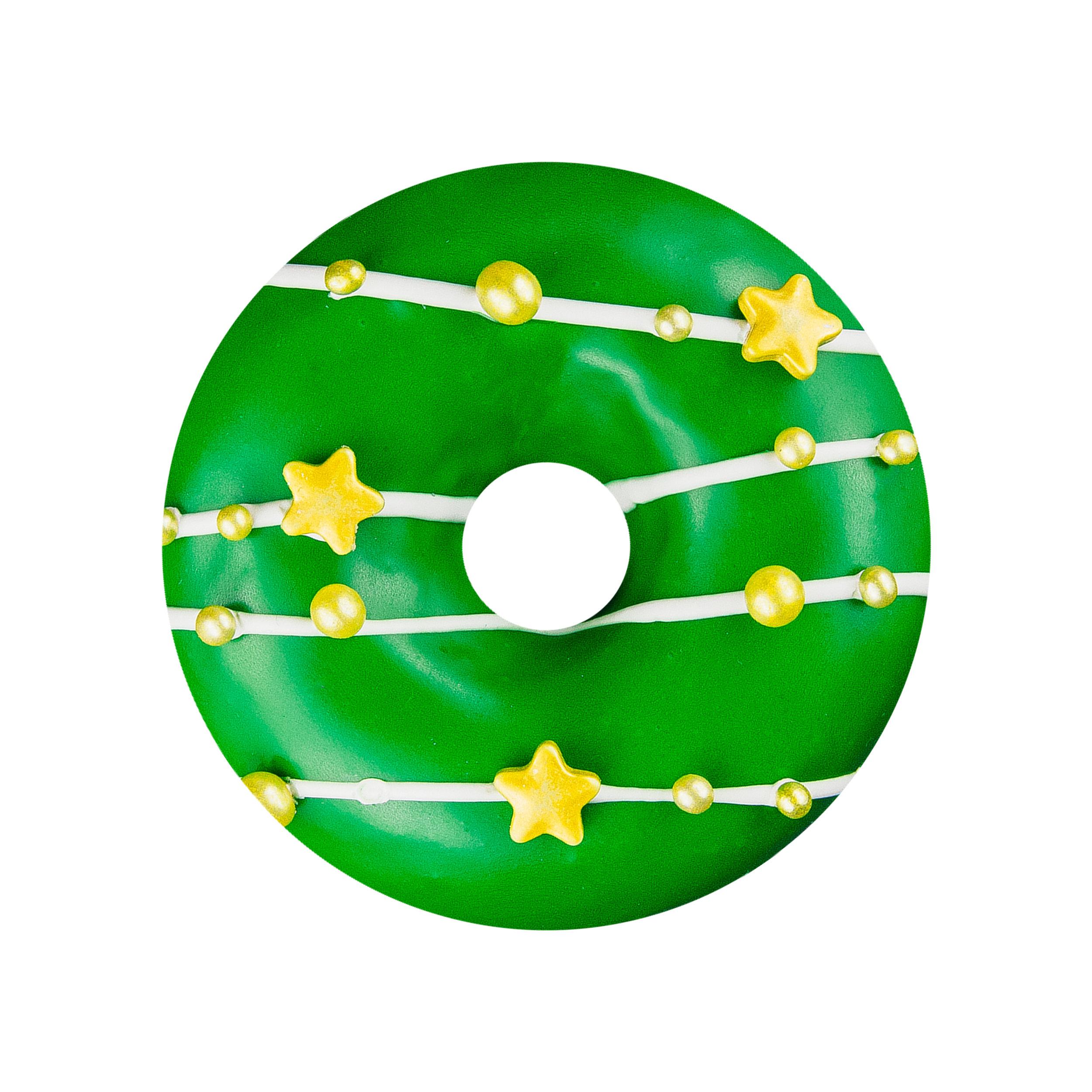 GREEN ORNAMENTS -