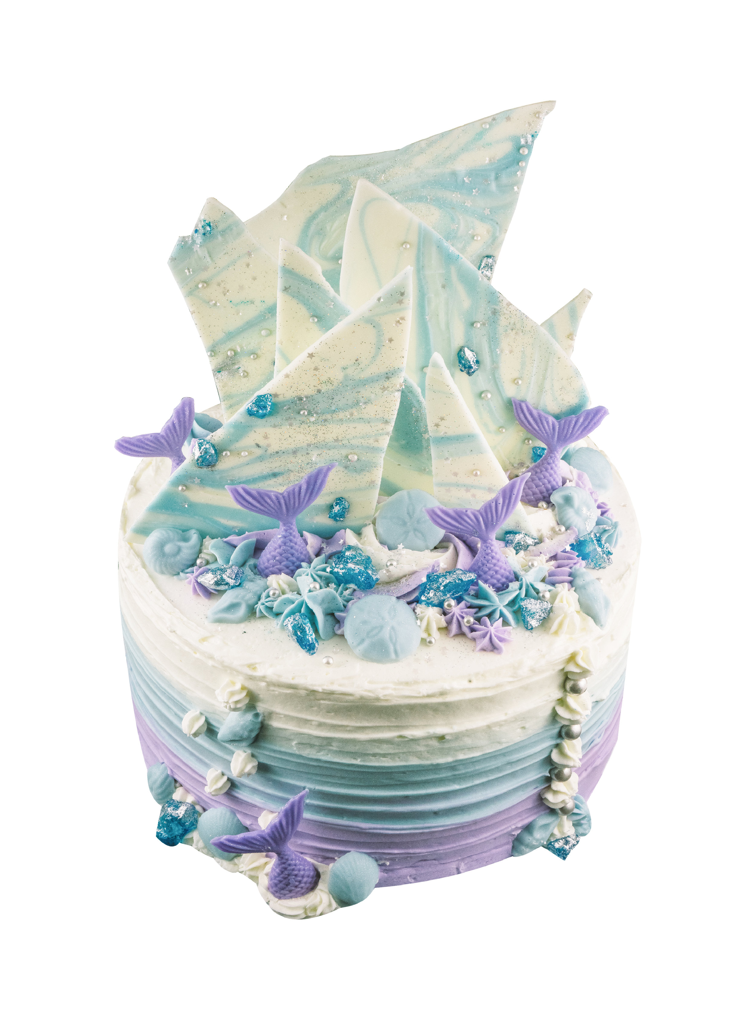 UNDER THE SEA CAKE -