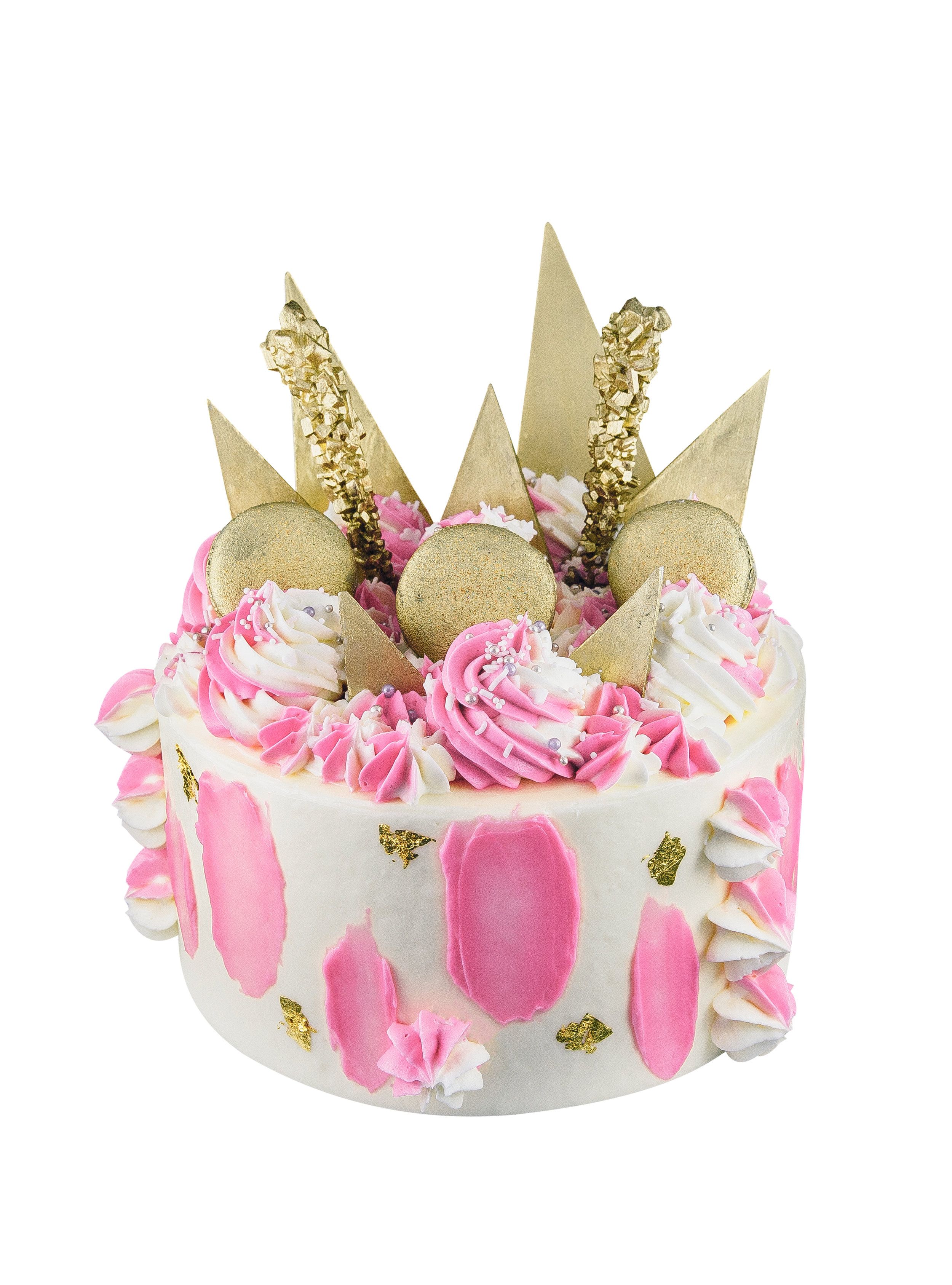 PINK WONDERLAND CAKE -