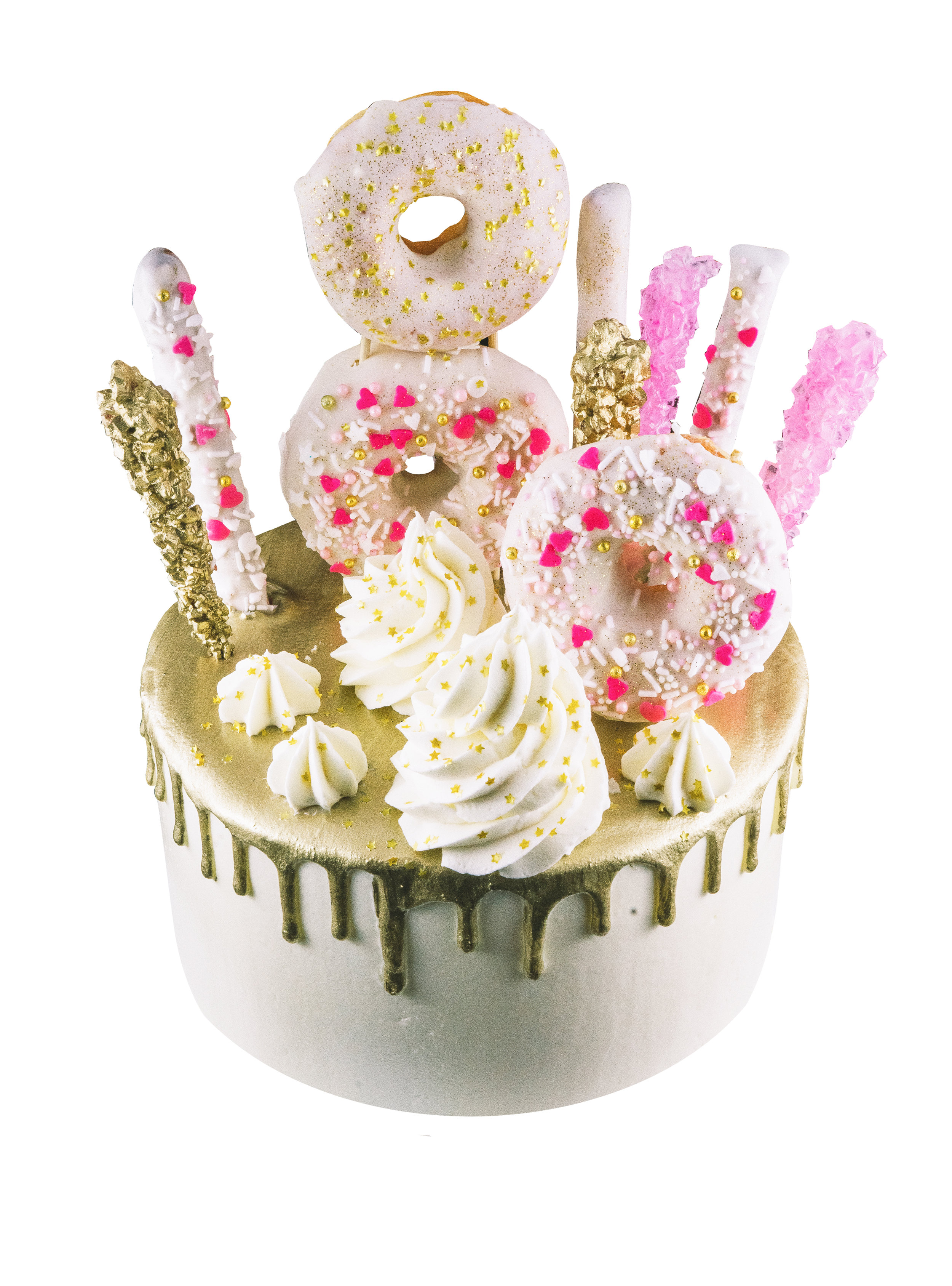 SWEET SIXTEEN CAKE -