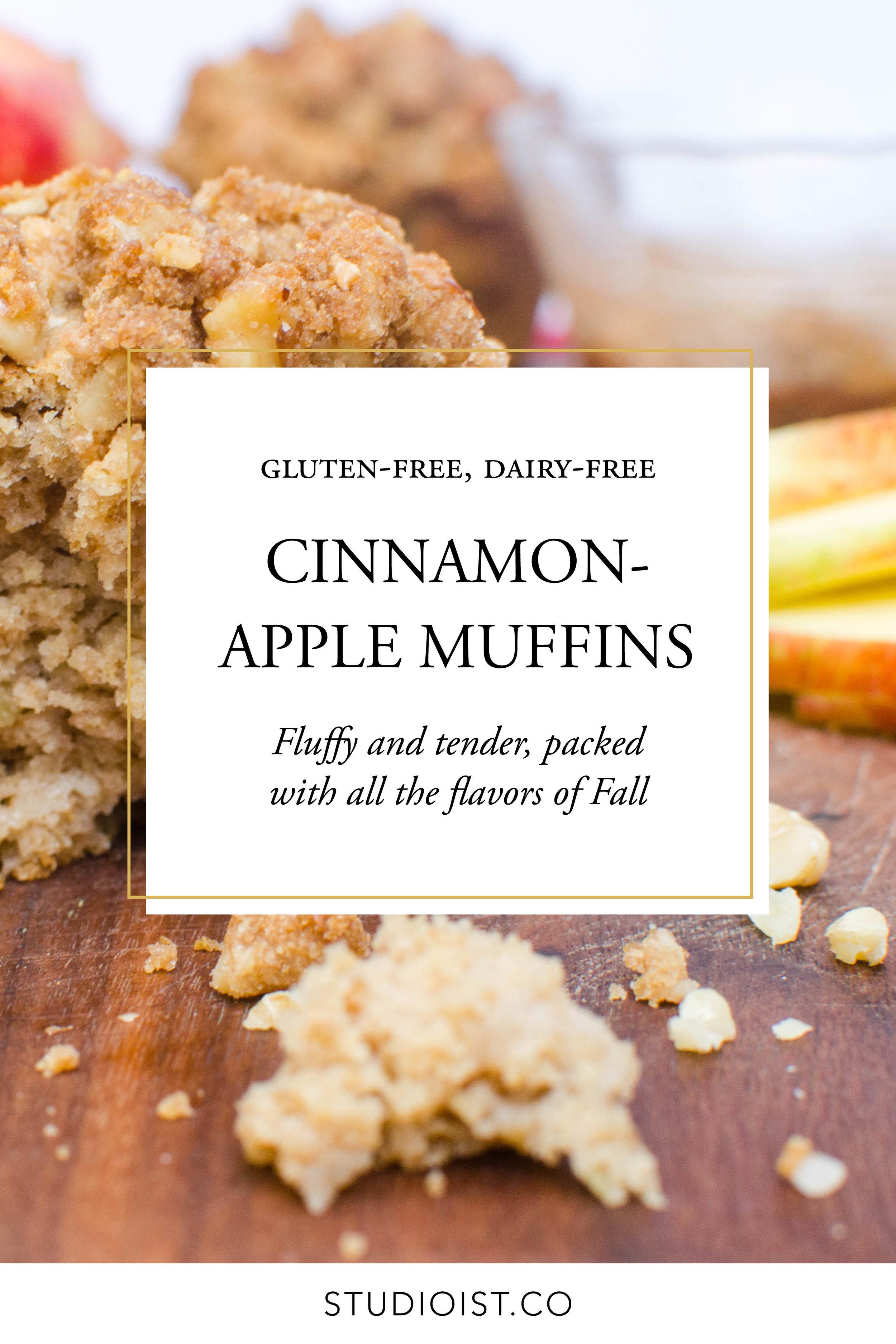 Studioist_Pinterest Design_Cinnamon Apple Muffins.jpg