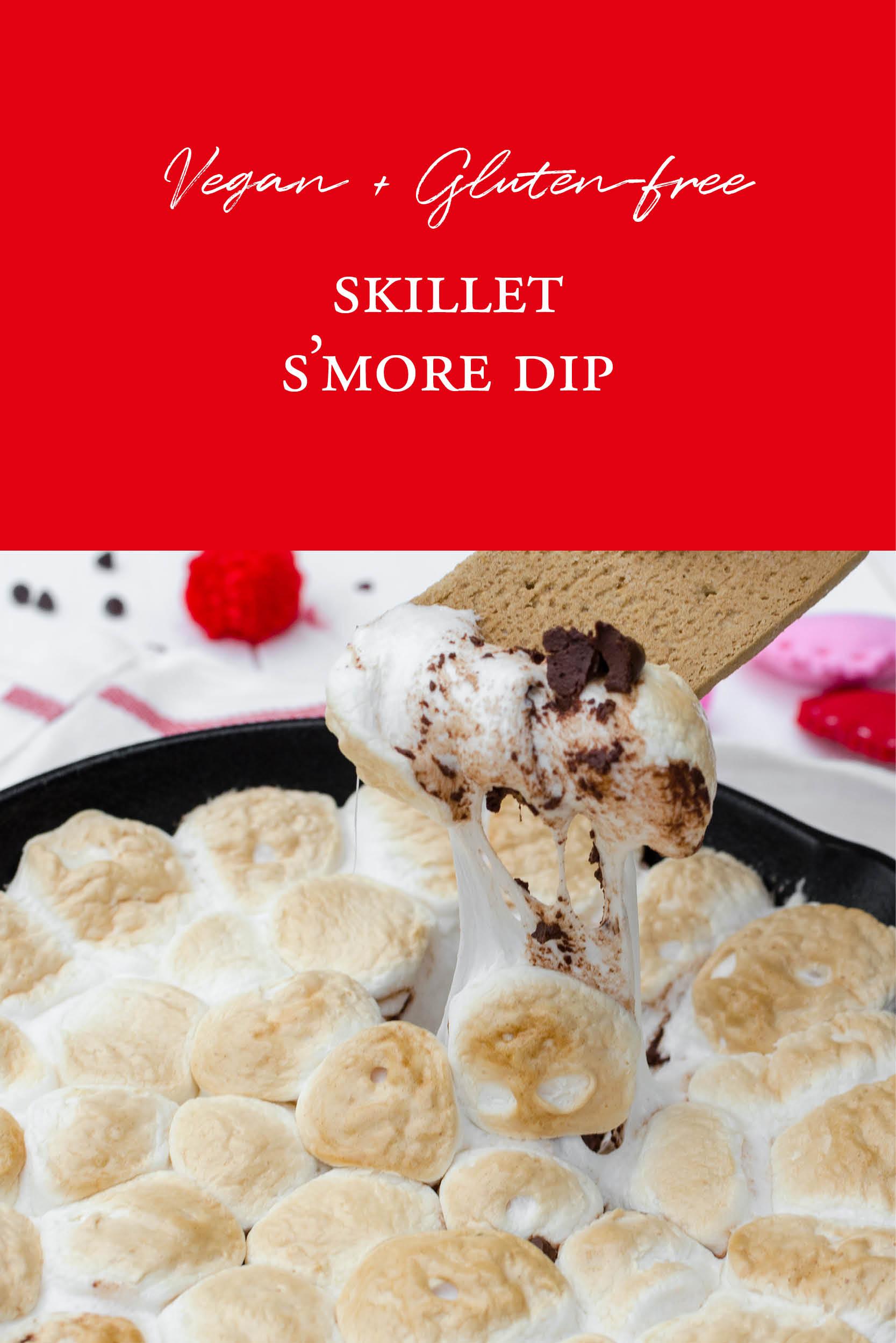 Skillet Smore Dip Vegan Gluten-Free - Dip.jpg