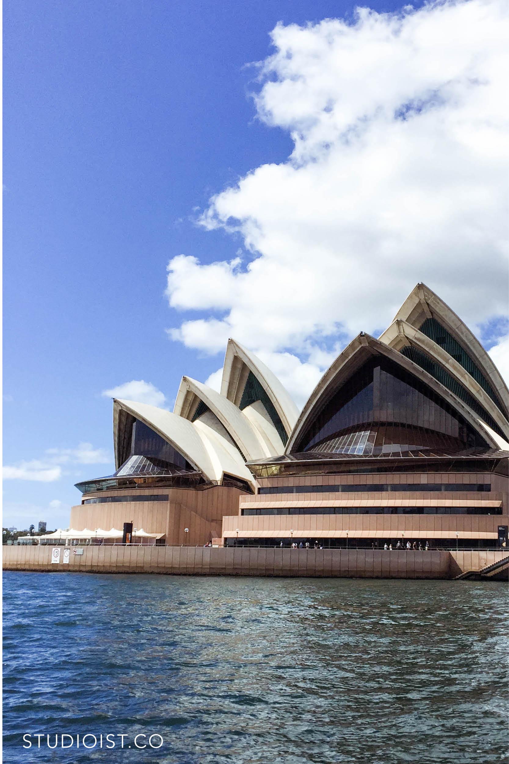 Travel Itinerary - 14 Days in Sydney Australia - Sydney Opera House.jpg