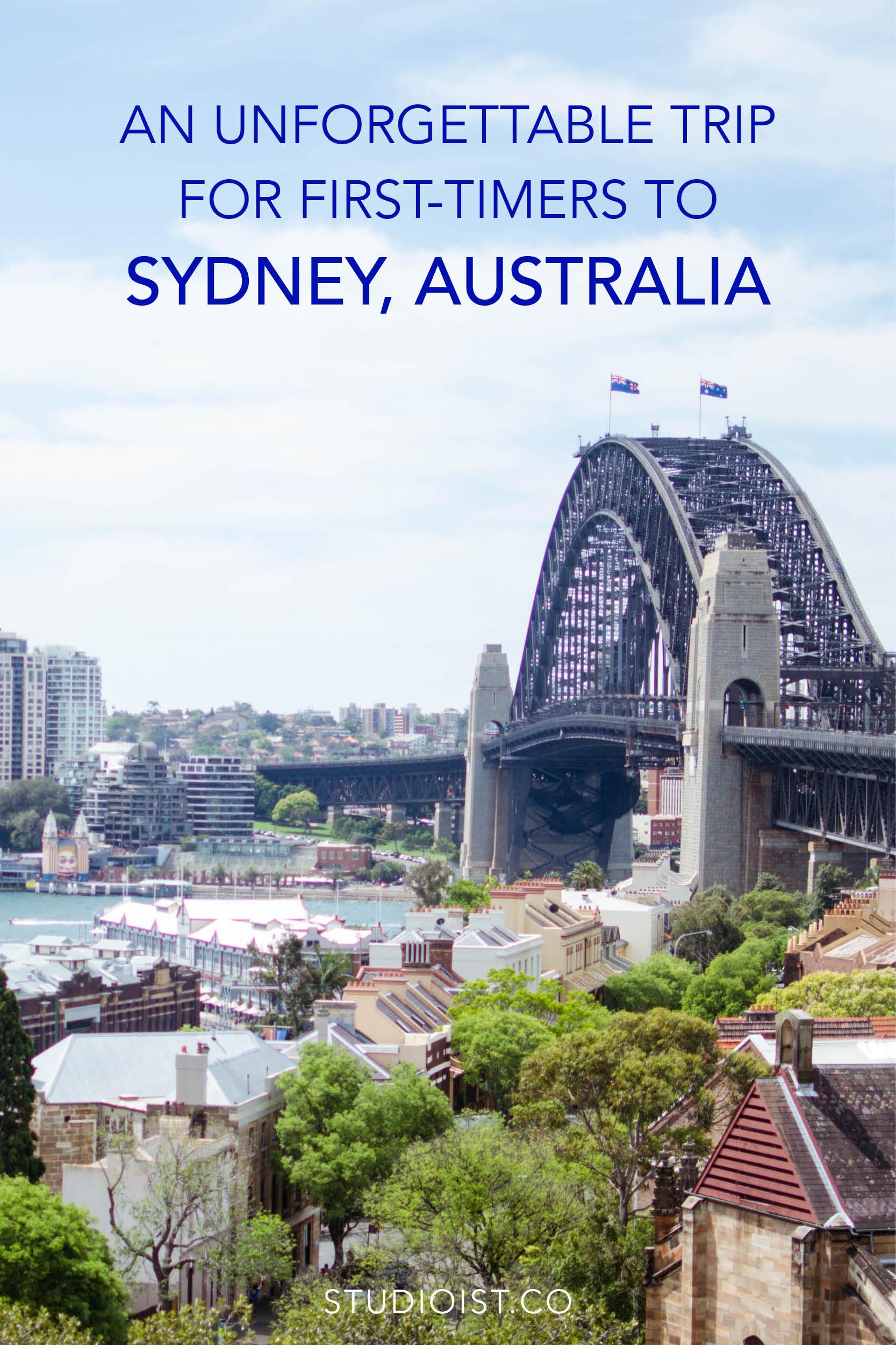 Travel Itinerary - 14 Days in Sydney Australia - Unforgettable Trip.jpg
