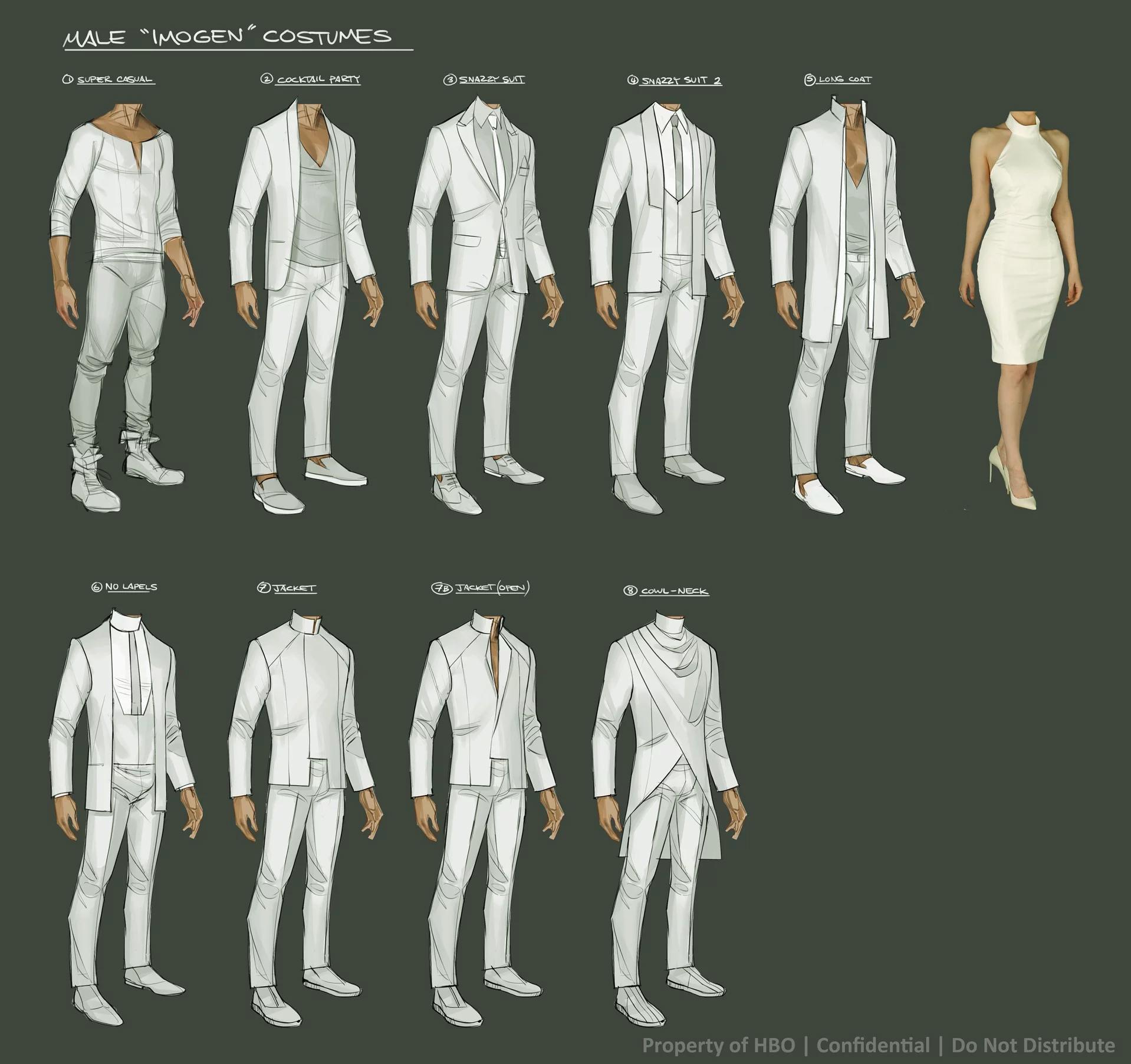 Delos host uniform designs