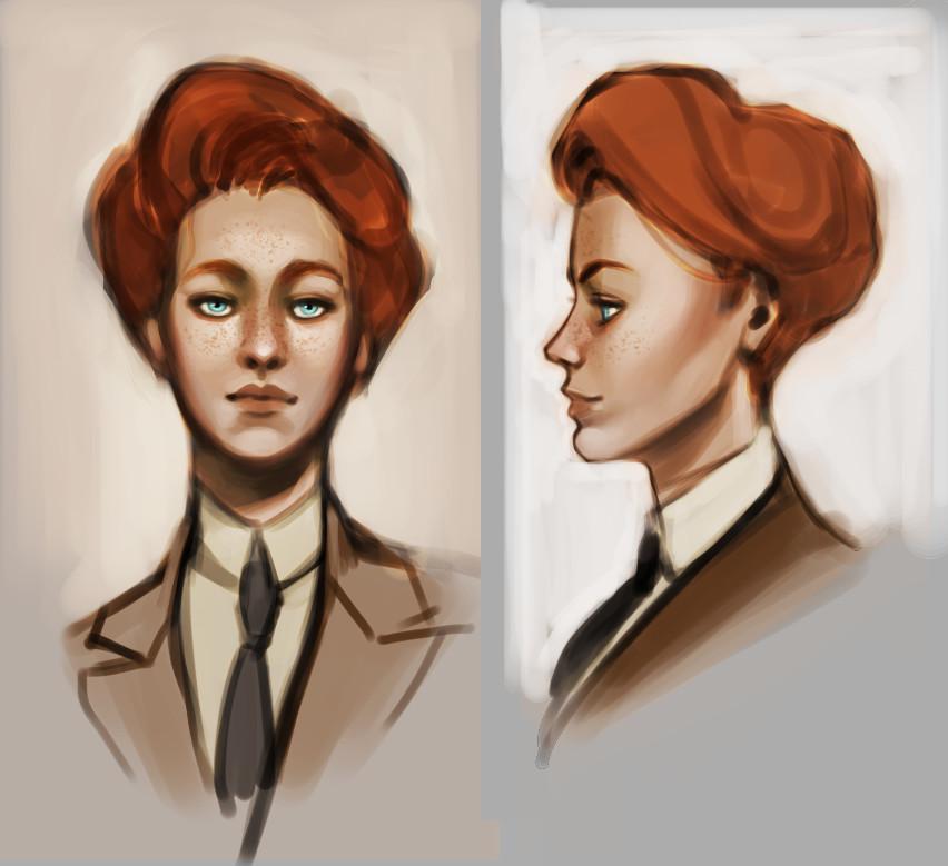 Rosalind's final concept
