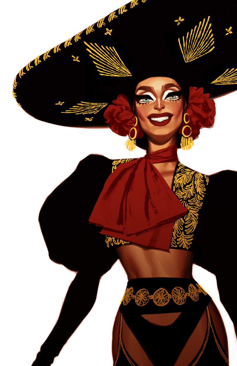 Drag Con | Valentina