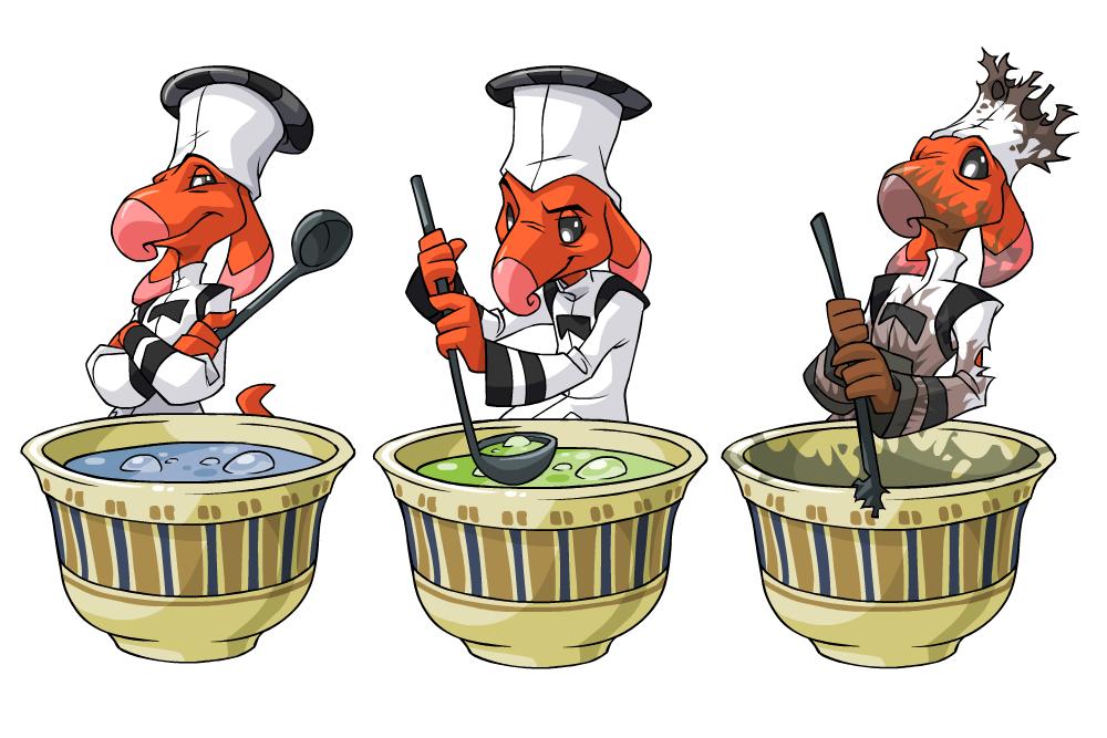 Chef Bonju art