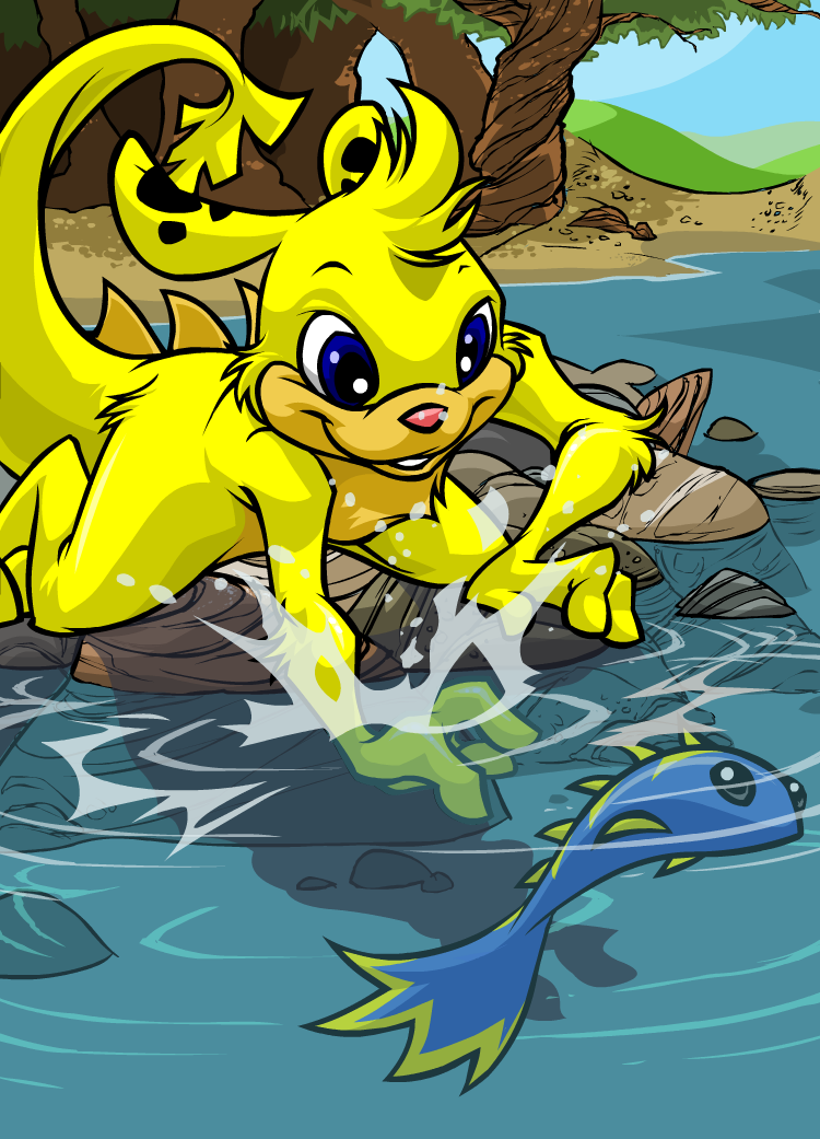 Yellow Zafara
