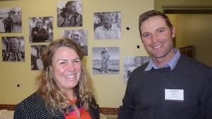 Janet Bell & Stuart Blake