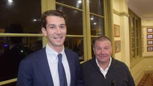 Charlie Toll, G. Schneider Australia & Wayne McMahon
