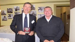 Allan Phillips of Glen Stuart, Tasmania,  & Wayne McMahon