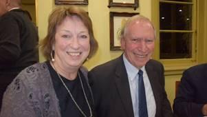 Sally & James Rowe